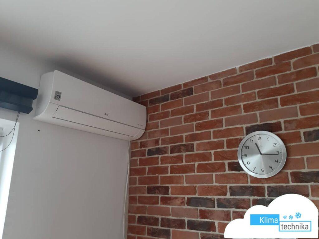 klimatyzator LG ścienny